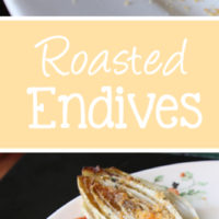 Roasted Endives