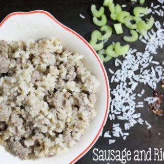 Sausage and Rice Skillet