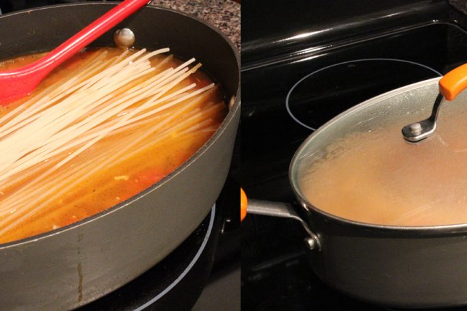Taco Spaghetti #YesYouCAN #ad   EverydayMadeFresh.com