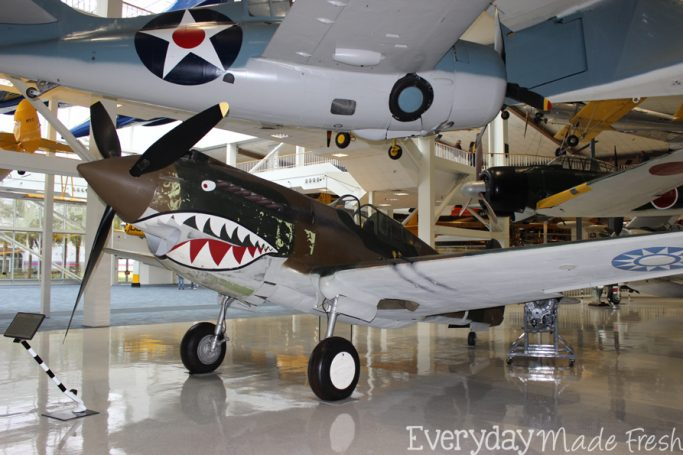 Planning a trip to Pensacola, Florida? You don't want to miss the Pensacola Lighthouse and National Naval Aviation Museum! | EverydayMadeFresh.com