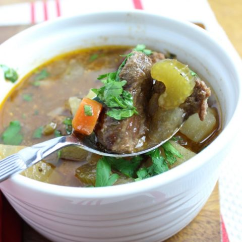 Perfect Slow Cooker Beef Stew