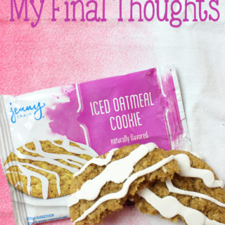 Jenny Craig…My Final Thoughts