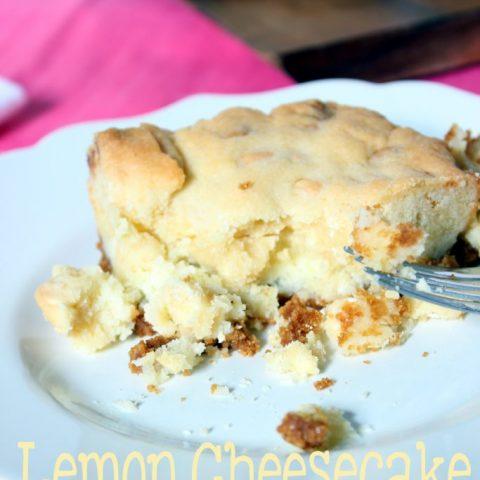 Lemon Cheesecake White Chocolate Chip Cookie Bars