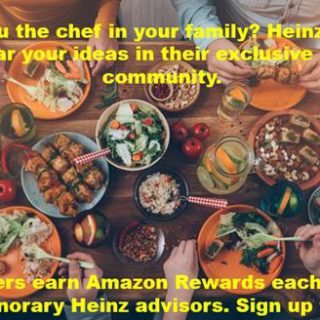 Kraft Heinz is looking for parents like you to join their exclusive online community!