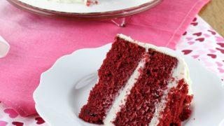 The Very Best Red Velvet Cake