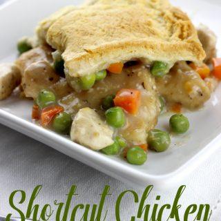 Shortcut Chicken Pot Pie