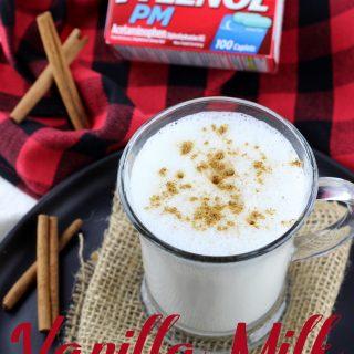 Vanilla Milk Steamer