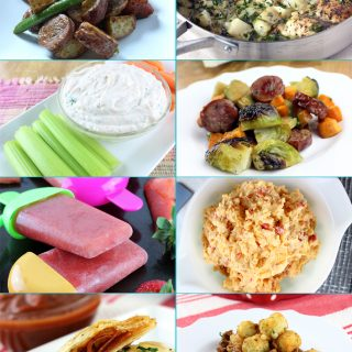 These are theTop Recipes from Everyday Made Fresh 2017 Edition– There were 7 recipes shared in 2017, and these had the most views! | EverydayMadeFresh.com