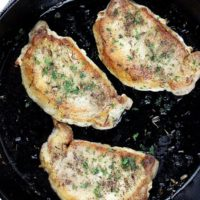 Perfectly Cooked Pork Chops