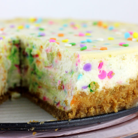 Funfetti Cheesecake