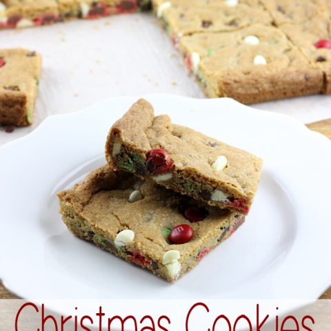 Christmas Cookies for a Crowd