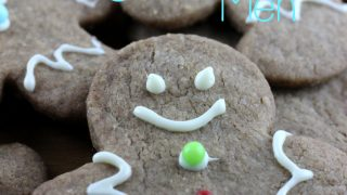 Speculoos Gingerbread Men