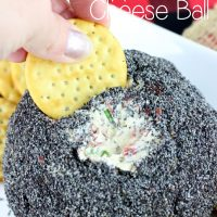 The Best Chipped Beef Cheese Ball
