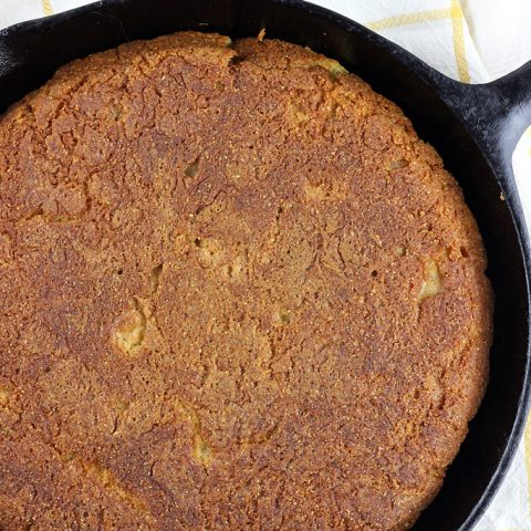 The Best Southern Cornbread