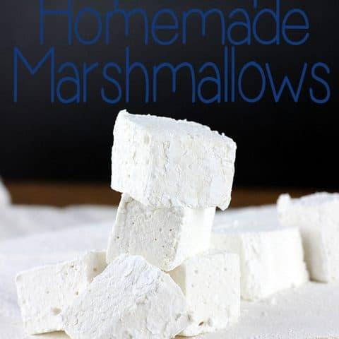 Very Simple Homemade Marshmallows