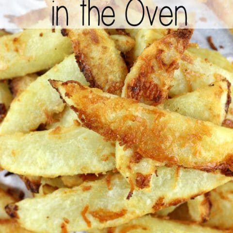 Baked French Fries in the Oven