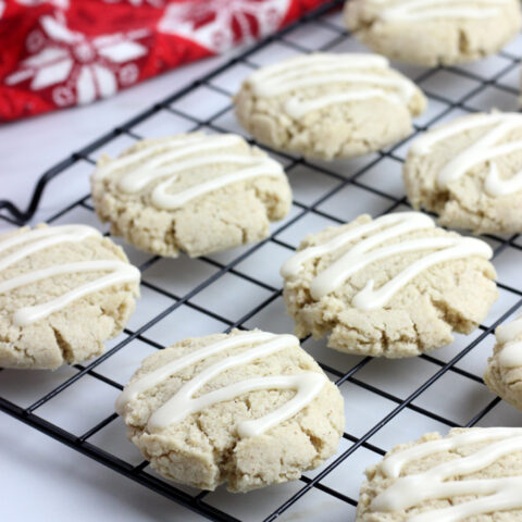 Easy Gluten Free Chai Spiced Cookies