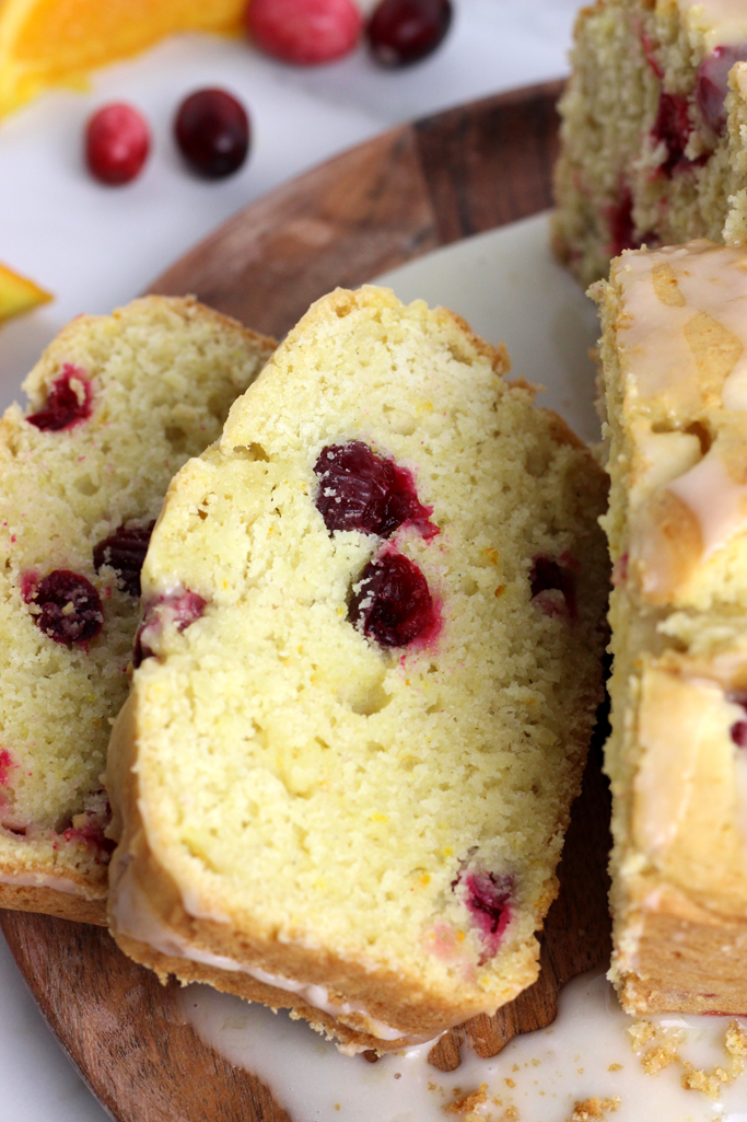 A combination of sweet orange and tart cranberries is always a perfect pair - and The Best Gluten Free Orange Cranberry Bread is one of our favorite family traditions.